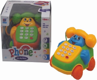 TELEFON S GLAZBOM